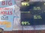 : #OccupyBaltimore - photos, signs, etc- Wed. Morning, Oct. 5 2011 - #ows #usdor #occupy